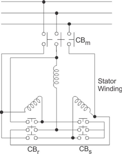 Part Winding Motor Starter Wiring by Induction Motor Drives Starting Braking Speed Of