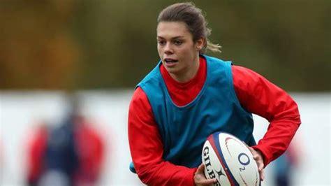 France Women v England Women on the BBC: Helena Rowland ...