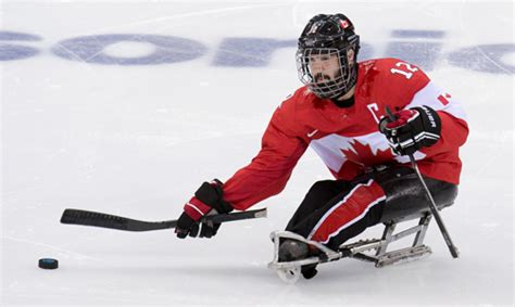 Sledge Hockey | Canadian Paralympic Committee