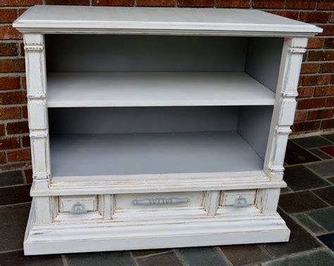 media console with bookcases painted small media console tv cabinet bookcase