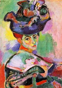 Woman with a Hat by Henri Matisse - Facts about the Painting