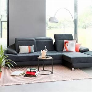 Canapé De Dos : canap d 39 angle 15 mod les pour un salon design c t maison ~ Melissatoandfro.com Idées de Décoration