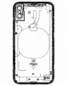 Recharge Telephone Sans Fil : nouveau sch ma d 39 un iphone 8 avec emplacement pour la recharge sans fil cette fois ci ~ Dallasstarsshop.com Idées de Décoration