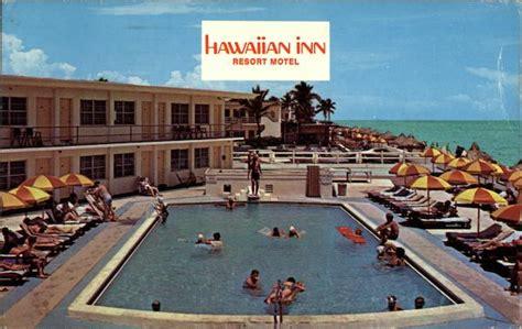 What this means for you: Hawaiian Inn Resort Motel Miami Beach, FL
