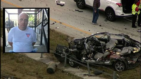 Charles Glaze, Driver Accused In Deadly Texas Hwy 99 Crash