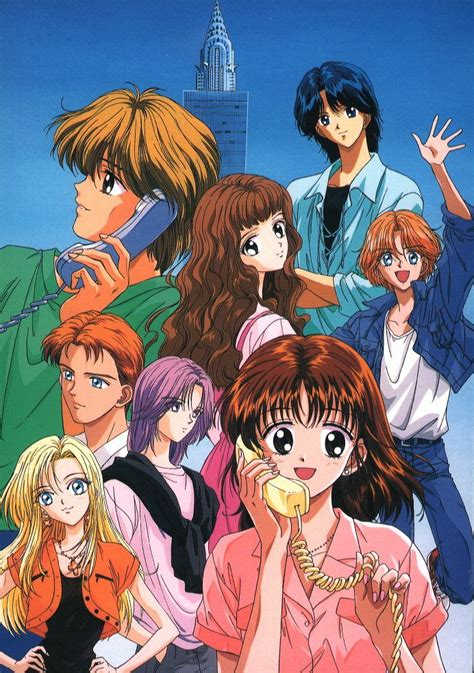 anime comedy boy 529 best japanese animation 1990 1994 images on