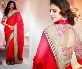 saree blouse designs saree blouse back neck designs 2014 2015 blouse neckline designs caftan cover up