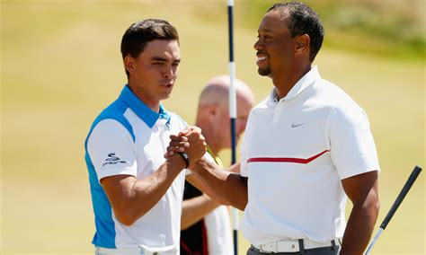 rickie fowler opens up about his competitive and friendship with tiger woods 1