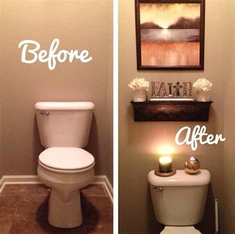 ideas to decorate bathroom 11 easy ways to your rental bathroom look stylish