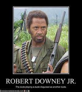 Robert Downey Jr in Tropic Thunder. | TV and movies IS my ...