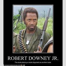Robert Downey Jr In Tropic Thunder  Get The Popcorn!!  Pinterest  Robert Downey Jr, Nu'est
