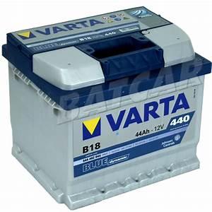 Varta Blue Dynamic 44ah : varta blue dynamic b18 44 ah 44ah autobatterie volkswagen ~ Kayakingforconservation.com Haus und Dekorationen