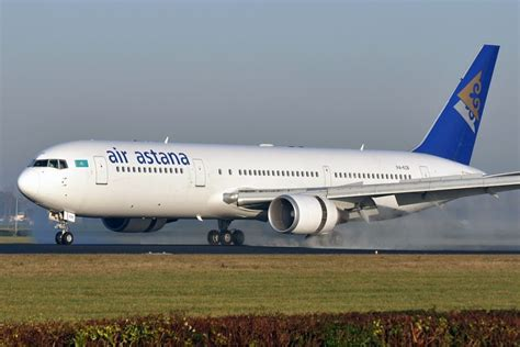 Air Astana Airlines Appoints Goldair As Its GSA In Greece - GTP Headlines