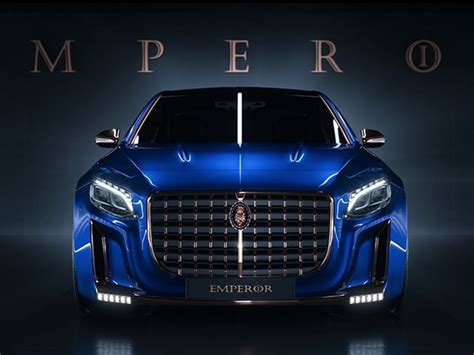 Tuned Luxury Cars by Hyper Tuned Mercedes Maybach S600 The Emperor I