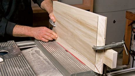 How To Make Raised Panel Cabinet Doors With A Router by Raised Panel Doors On A Tablesaw Homebuilding