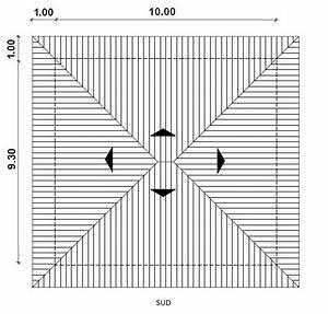 Calcul Surface Toiture 2 Pans : calcul surface toiture 4 pentes 14 messages ~ Premium-room.com Idées de Décoration