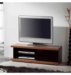 Meuble Tv Noir Ikea : meuble tv ikea noir laque maison design ~ Teatrodelosmanantiales.com Idées de Décoration