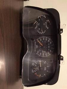 1991 Dodge Daytona Shelby Turbo Instrument Cluster