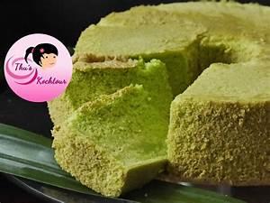 [ENG SUB] Chiffon Pandan Cake/ Chiffon Pandan Kuchen/ Banh