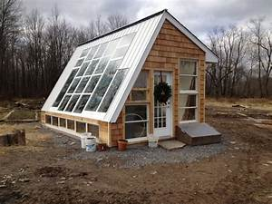 Solar Greenhouses - Green Houses and Sunrooms