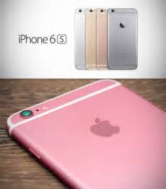 iphone 6 pink pink iphone 6s revealed in leaked photos will feature a9
