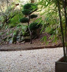 amazing decoration jardin exterieur maison 4 d233co With decoration exterieur jardin zen pierre