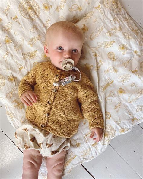 Annas Sommercardigan - PetiteKnit
