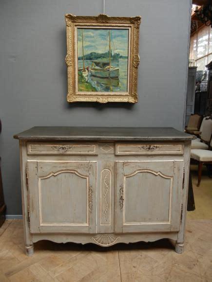 meuble ancien repeint buffet bas ancien peint avec tiroirs dont un secret armoires and large pieces of furniture