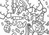 Candy Coloring Pages Printable Sweets Candyland Peppermint Adult Bestcoloringpagesforkids Getcolorings Getdrawings sketch template