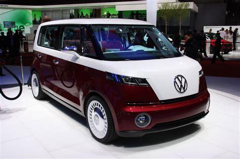 volkswagen new volkswagen unveils new vw bulli concept at geneva auto