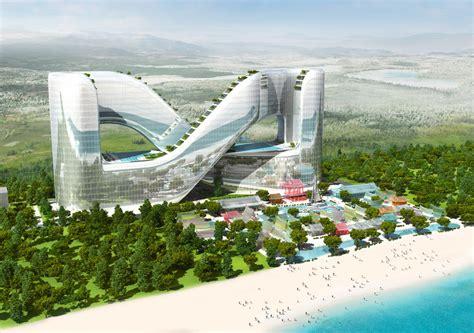 Planning Korea Designs Resort Hotel For Pyeongchang 2018