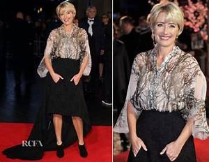 Emma Thompson - Red Carpet Fashion Awards