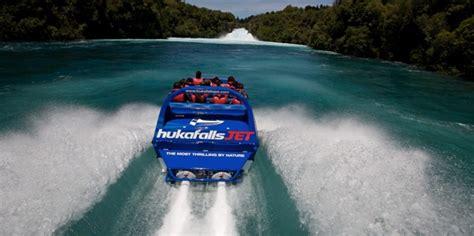 Huka Jet Boat by Huka Falls Jet Jet Boat Taupo Everything New Zealand