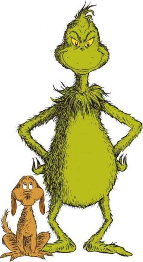 grinch  max clipart clipground