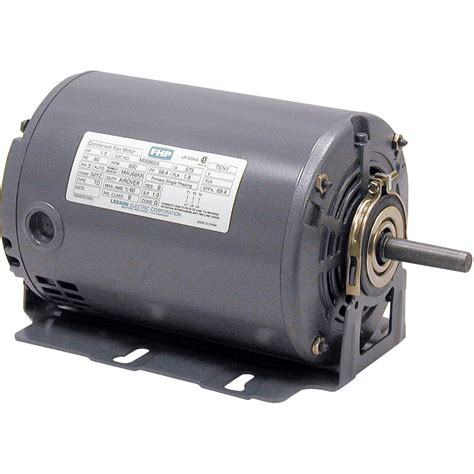 Electric Blower Motor leeson fan and blower electric motor 1 3 hp 1725 rpm