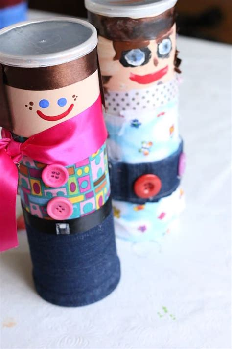 pringles  people treasure jars  kids