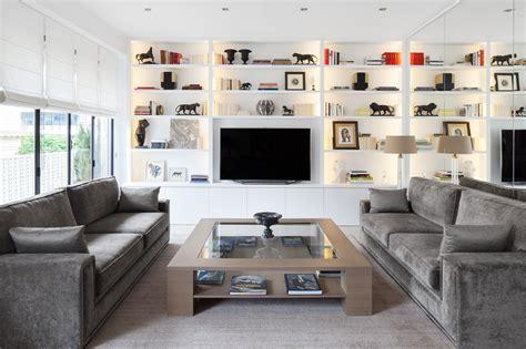 Appartement contemporain Réalisation CDA DESIGN #salon