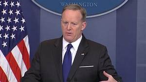 Sean Spicer: We're nearing 'final stretch' of Trump's ...