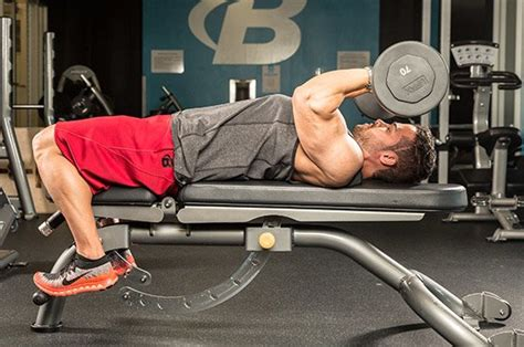 Bench Press Workout To Build Strength  Eoua Blog