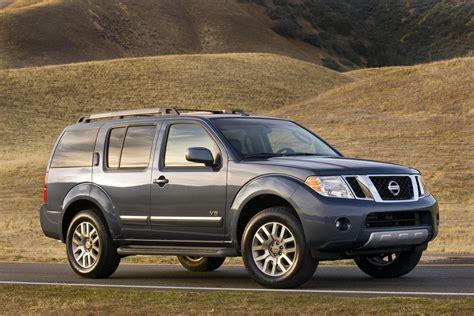 2009 Nissan Pathfinder   Top Speed