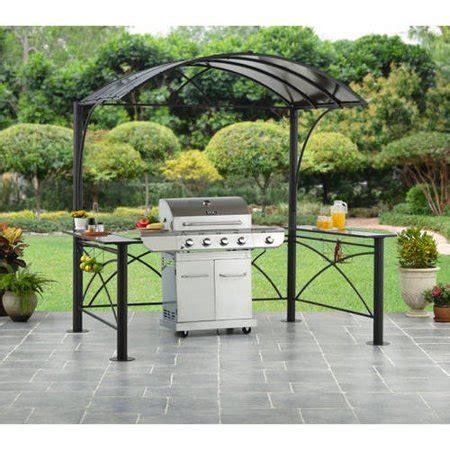 hardtop grill gazebo better homes and gardens archfield hardtop grill gazebo at