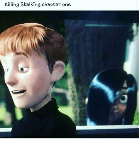 Killing Stalking Memes - killing stalking chapter one meme on sizzle