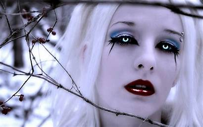 Vampire Wallpapers 4k Blonde Vampires Dark Female