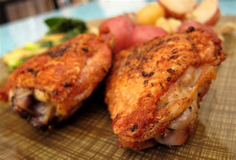 chicken thighs perfect pan roasted chicken thighs everybody likes sandwiches