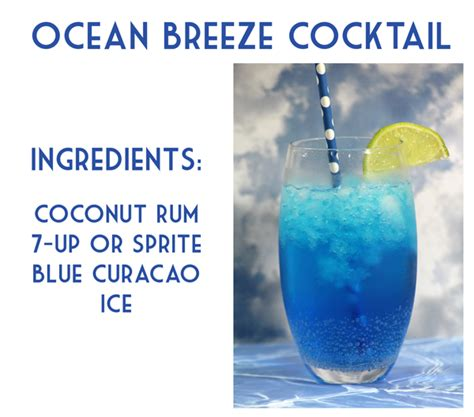ocean cocktail recipe bargainbriana