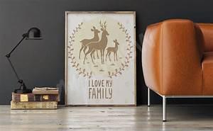 Moderne Poster Fürs Wohnzimmer : poster wohnzimmer gr e der wand ~ Bigdaddyawards.com Haus und Dekorationen