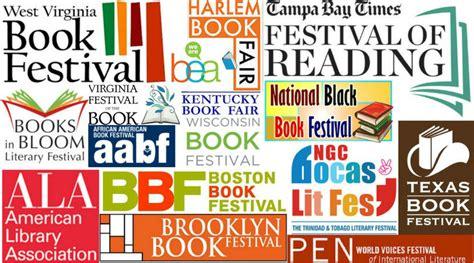 important book fairs festivals  conferences coming
