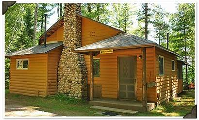 Cabin Wisconsin Lake Northern Wildflower Lodges Cabins