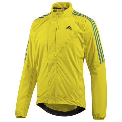 best bicycle rain jacket adidas tour rain jacket yellow black probikekit uk