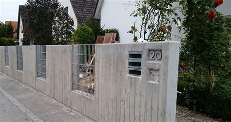 beton im garten garten pflaster beton luipold bau